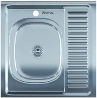 Кухонная мойка Imperial 6060 L 600x600мм