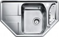 Кухонная мойка Teka Stena 45 E 800x500мм