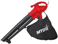 Садовая воздуходувка-пылесос MTD BV 2500 E