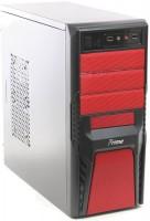 Фото - Корпус (системный блок) Frime 551BR 400W БП 400Вт красный