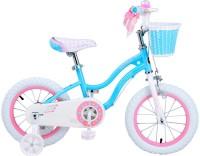 Фото - Детский велосипед Royal Baby Stargirl Steel 12