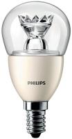 Лампочка Philips LEDluster P48 CL D 6W 2700K E14