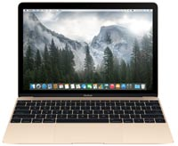 "Фото - Ноутбук Apple MacBook 12 (2015 12"" MacBook 256GB)"