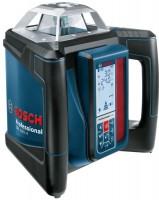 Нивелир / уровень / дальномер Bosch GRL 500 H Professional 0601061A00 10м, кейс, приемник