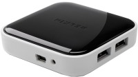 Картридер/USB-хаб Belkin 4-Port Desktop Hub