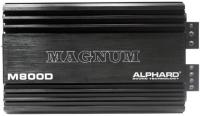 Фото - Автоусилитель Alphard Magnum M800D