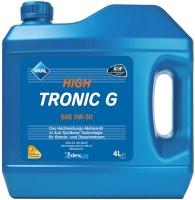 Фото - Моторное масло Aral High Tronic G 5W-30 4л