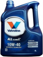 Моторное масло Valvoline All-Climate Extra 10W-40 4л