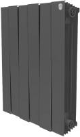 Фото - Радиатор отопления Royal Thermo PianoForte Noir Sable (PianoForte 500/100 4 Noir Sable)