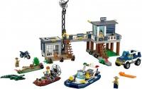 Конструктор Lego Swamp Police Station 60069