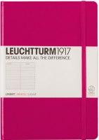Блокнот Leuchtturm1917 Plain Notebook Pocket Berry