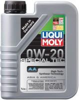 Моторное масло Liqui Moly Special Tec AA 0W-20 1L