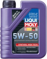 Моторное масло Liqui Moly Synthoil High Tech 5W-50 1L