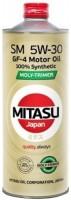 Моторное масло Mitasu Motor Oil SM 5W-30 1л