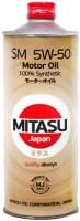 Моторное масло Mitasu Motor Oil SM 5W-50 1л