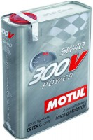 Моторное масло Motul 300V Power 5W-40 2 л