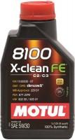 Моторное масло Motul 8100 X-Clean FE 5W-30 1L