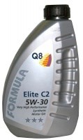 Моторное масло Q8 Formula Elite C2 5W-30 1л