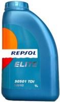 Моторное масло Repsol Elite 50501 TDI 5W-40 1л