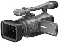 Фото - Видеокамера Sony HDR-FX7E