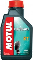 Моторное масло Motul Outboard 2T 1L