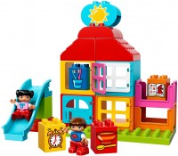 Конструктор Lego My First Playhouse 10616