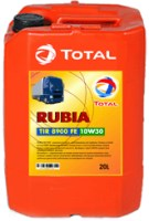 Моторное масло Total Rubia TIR 8900 FE 10W-30 20л