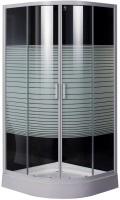 Душевая кабина Eger Tisza 599-021 90x90см симметричная