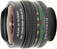 Объектив Zenit Zenitar C 16mm f/2.8