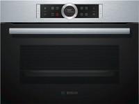 Фото - Духовой шкаф Bosch CBG 675BS1 нержавеющая сталь