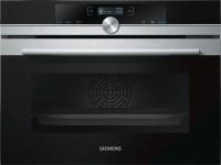 Фото - Духовой шкаф Siemens CB 675GBS1 нержавеющая сталь