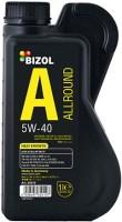 Моторное масло BIZOL Allround 5W-40 1л