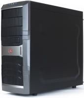 Фото - Корпус (системный блок) SilverStone SST-RL01B-W-USB3.0 черный
