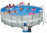 Каркасный бассейн Intex 28334