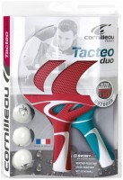 Фото - Ракетка для настольного тенниса Cornilleau Tacteo Duo
