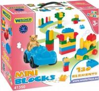 Фото - Конструктор Wader Mini Blocks 41350