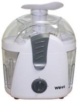 Соковыжималка West KJ 407 W