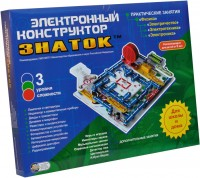 Конструктор Znatok For School and Home REW-K007