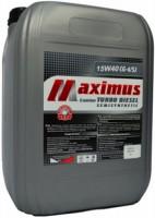 Моторное масло Maximus Turbo Diesel CG-4/SJ 15W-40 18L