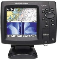 Фото - Эхолот (картплоттер) Humminbird Fishfinder 598ci HD SI Combo
