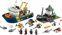 Фото - Конструктор Lego Deep Sea Exploration Vessel 60095