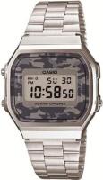 Фото - Наручные часы Casio A-168WEC-1