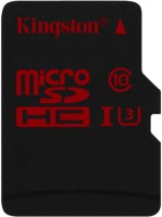 Карта памяти Kingston microSDHC UHS-I U3 32Gb