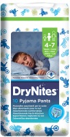 Подгузники Huggies DryNites Boy 1 / 10 pcs