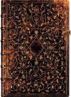 Блокнот Paperblanks Grolier Ornamentali Ruled Middle