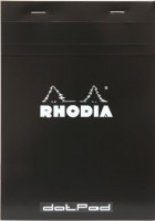 Блокнот Rhodia Dots Pad №16 Black