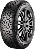 Шины Continental IceContact 2 SUV  295/35 R21 107T