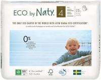 Подгузники Naty Eco Pants 4 / 22 pcs