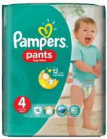 Подгузники Pampers Pants 4 / 16 pcs