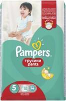 Подгузники Pampers Pants 5 / 15 pcs